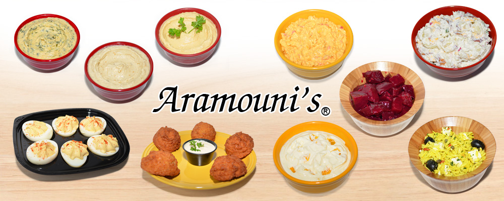 Aramouni's Products