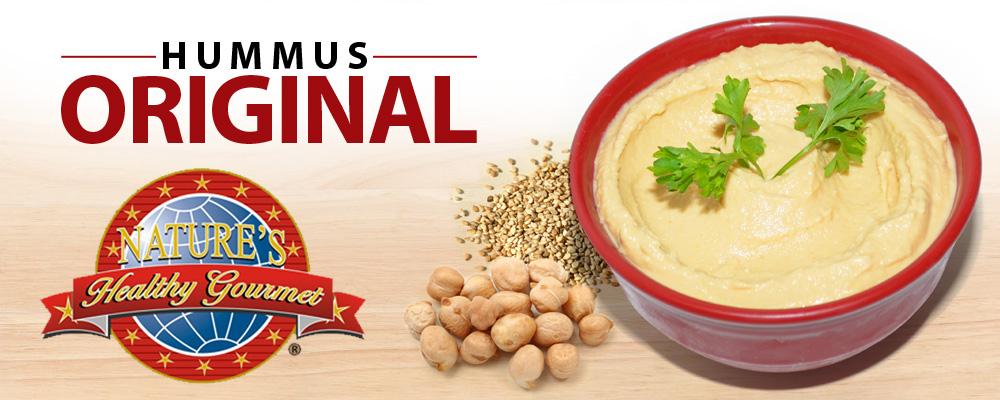 Hummus-Banner