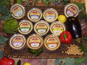 Natures Healthy Gourmet - Kosher Hummus