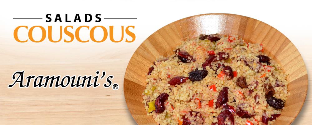 Babylonian Couscous - Aramouni's