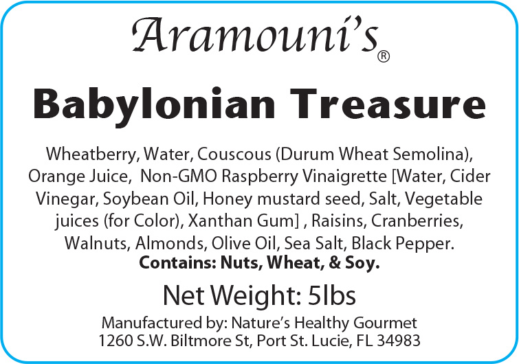 Aramouni's Babylonian Treasure