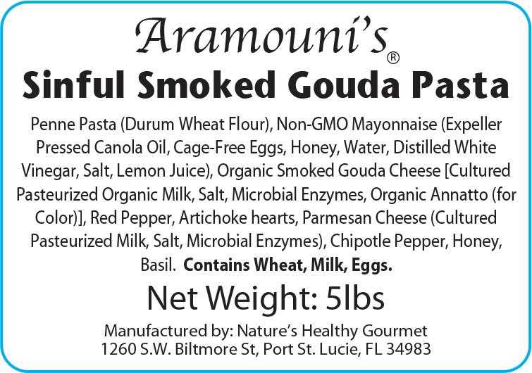 Aramouni's Gouda Pasta