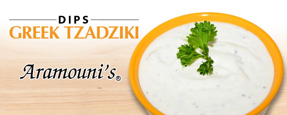Greek Tzadziki - Aramouni's