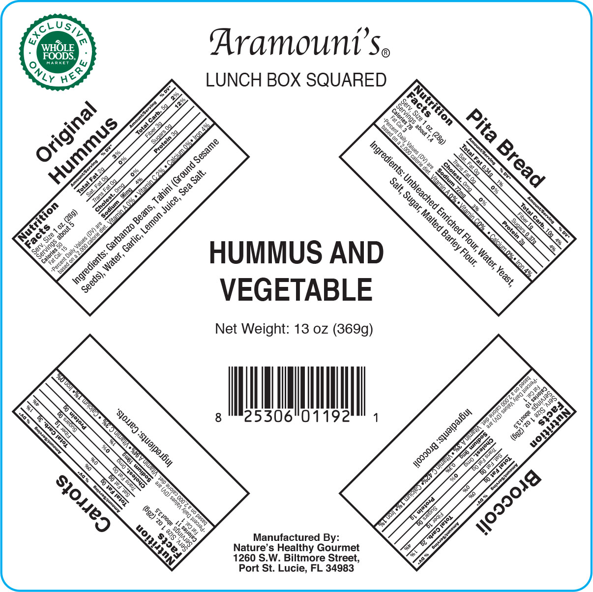 Aramouni's Lunch Box