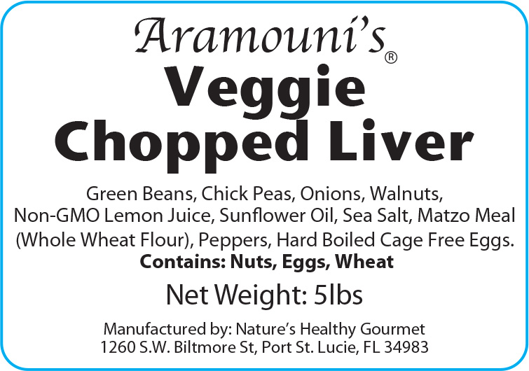 Aramouni's Veggie Chopped Liver