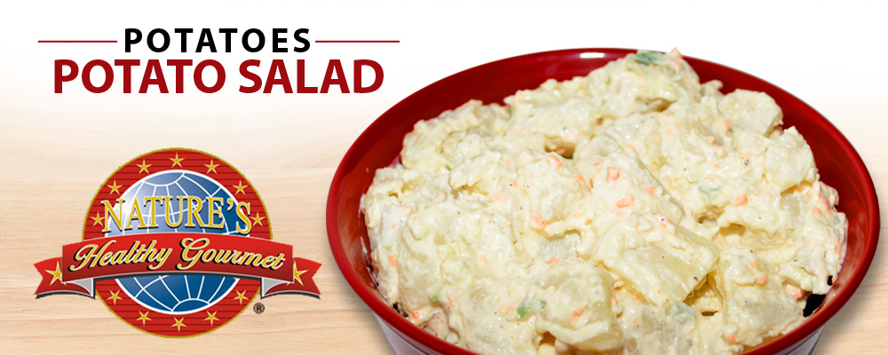 Potato Salad - Nature's Healthy Gourmet