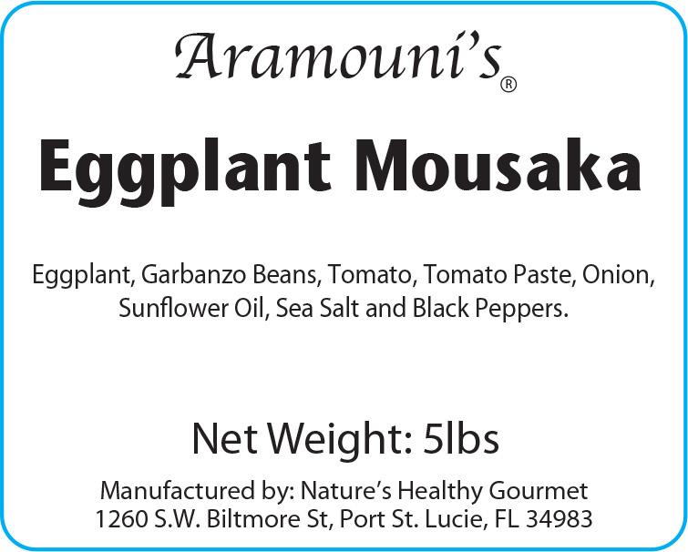 Aramouni's Eggplant Mousaka