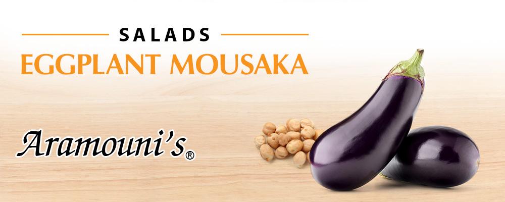 Eggplant Mousaka