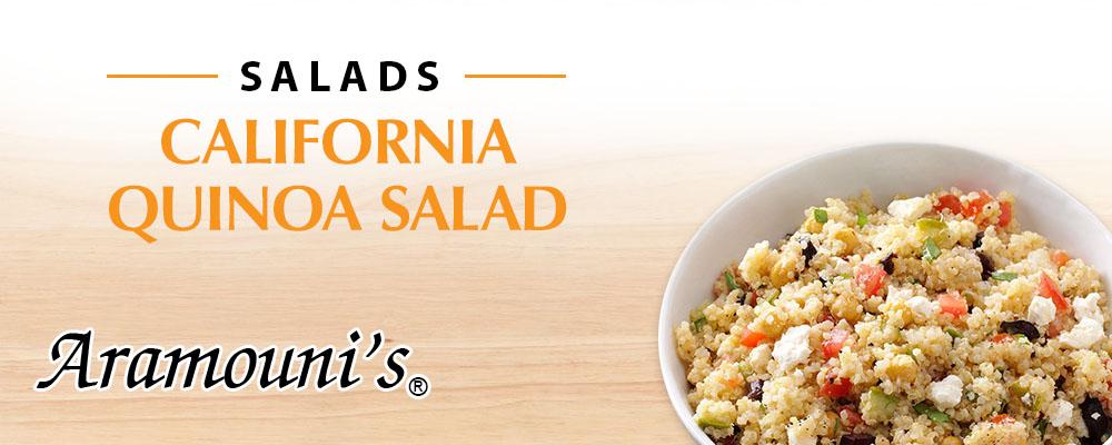 Aramouni's California Quinoa Salad