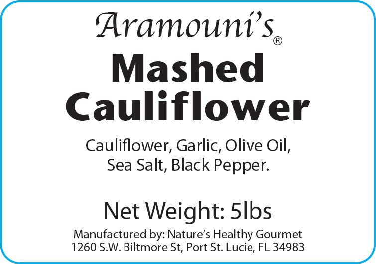Aramouni's Mashed Cauliflower